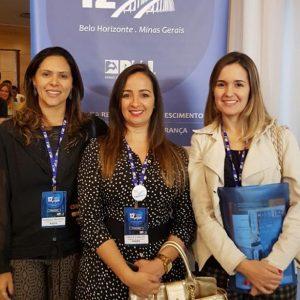 Fabiana Peixoto, Paula Coelho e Letícia Neto